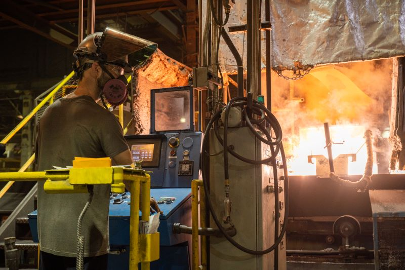 casting ductile iron