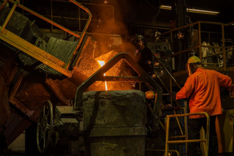 quality ductile iron castings